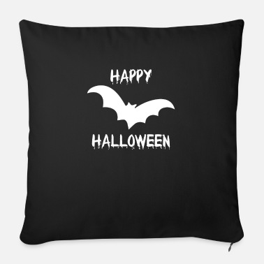 Monster Halloween bat vampire creepy funny - Sofa pillow with filling 45cm x 45cm