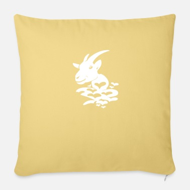 Goat Lovers Goat lovers goat lovers - Sofa pillow with filling 45cm x 45cm