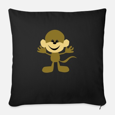 Ape ape - Sofa pillow with filling 45cm x 45cm