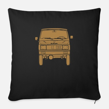 Jimi Jimny Front - Sofa pillow with filling 45cm x 45cm