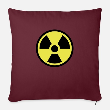 Radioactive Radioactive - Sofa pillow with filling 45cm x 45cm