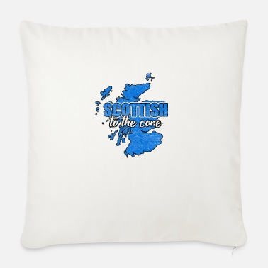National Colours Scotland nation - Sofa pillow with filling 45cm x 45cm