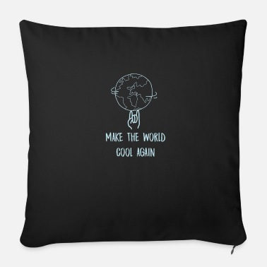 Save Underwear Make the world cool again - Sofa pillow with filling 45cm x 45cm