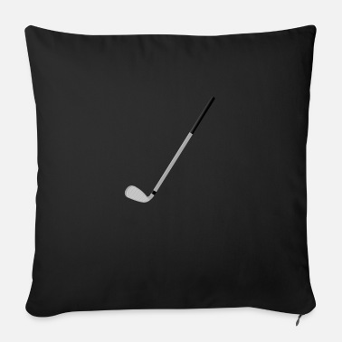 Golf golf club - Sofa pillow with filling 45cm x 45cm