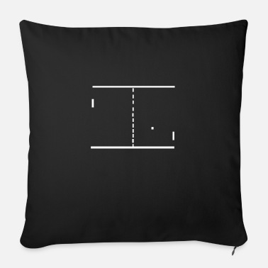Countrymusic Pong 72 - Sofa pillow with filling 45cm x 45cm