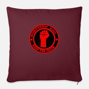Northern Soul Northern Soul Keep the Faith - Sofa pillow with filling 45cm x 45cm