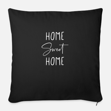 Blessed Home Home sweet home - Sofa pillow with filling 45cm x 45cm