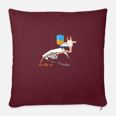 Animals animal - fantastic animals - Sofa pillow with filling 45cm x 45cm