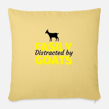 Goat Lovers Goat Lover - Sofa pillow with filling 45cm x 45cm