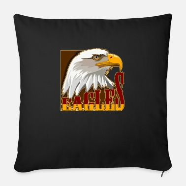 Eagles - Sofa pillow with filling 45cm x 45cm
