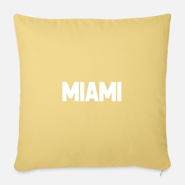 Miami Miami - Sofa pillow with filling 45cm x 45cm