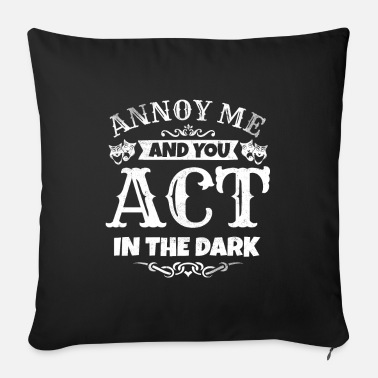 Technician Stage technician theater stage manager - Sofa pillow with filling 45cm x 45cm