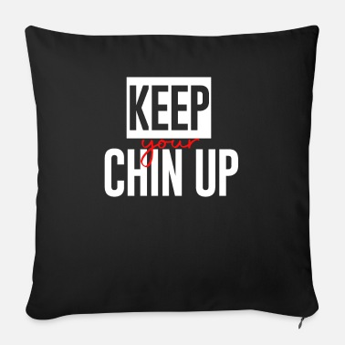 Chin Up Chin up - Sofa pillow with filling 45cm x 45cm