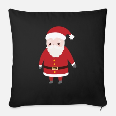 Little Sister Santa Claus - Sofa pillow with filling 45cm x 45cm