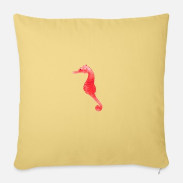 Sea Horse sea horse - Sofa pillow with filling 45cm x 45cm
