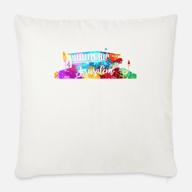 Jerusalem Jerusalem - Sofa pillow with filling 45cm x 45cm