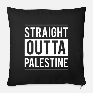 Palestinian Palestine Palestinians - Sofa pillow with filling 45cm x 45cm