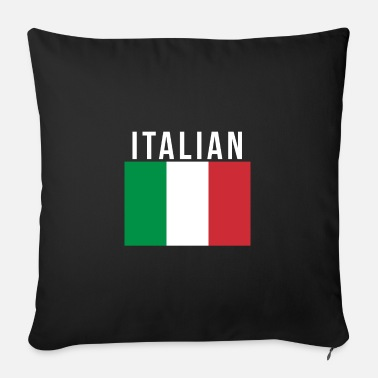 Italian Italian Italian - Sofa pillow with filling 45cm x 45cm