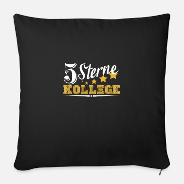 Work Colleagues Best work colleague 5 star colleague gift - Sofa pillow with filling 45cm x 45cm