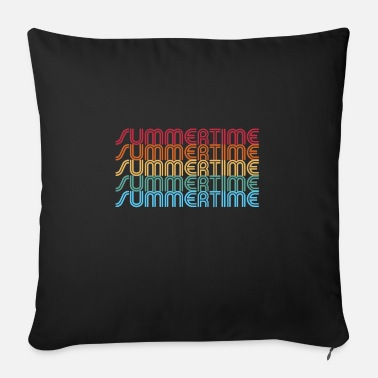 Summertime summertime Summertime - Sofa pillow with filling 45cm x 45cm
