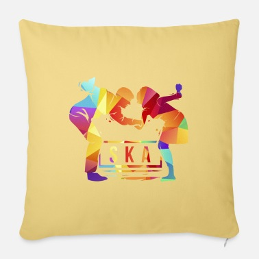 Music Direction Ska music direction - Sofa pillow with filling 45cm x 45cm