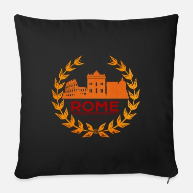 Romanesque Rome Roma Italy - Sofa pillow with filling 45cm x 45cm