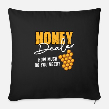 Bumble Bee Honey Dealer how much do you need? - Sofa pillow with filling 45cm x 45cm