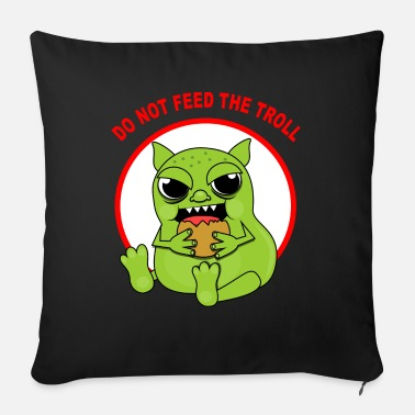 Troll - Sofa pillow with filling 45cm x 45cm