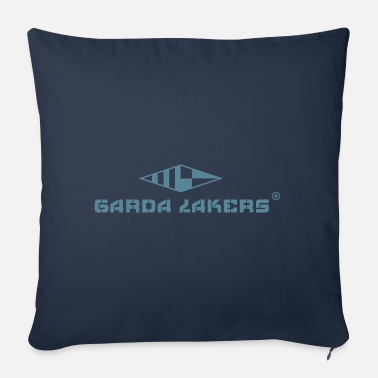 Garda Lakers logo - Sofa pillow with filling 45cm x 45cm