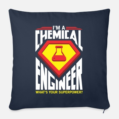 Chemical Chemical engineer chemical engineer chemical engineer - Sofa pillow with filling 45cm x 45cm