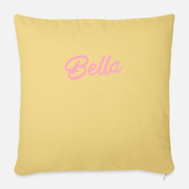 Bella Bella - Sofa pillow with filling 45cm x 45cm