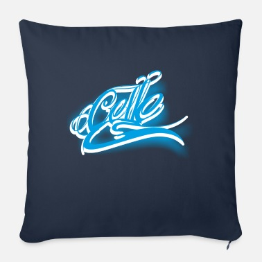 Cell Celle - Sofa pillow with filling 45cm x 45cm