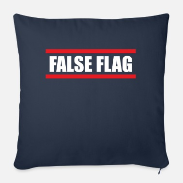False False flag - Sofa pillow with filling 45cm x 45cm