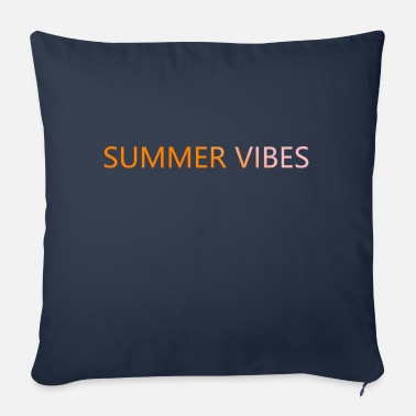 Bug Summer summer - Sofa pillow with filling 45cm x 45cm