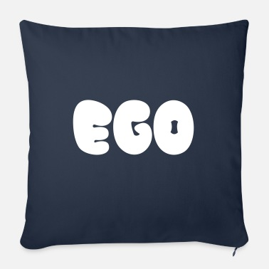 Ego ego - Sofa pillow with filling 45cm x 45cm