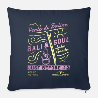 Garda Lakers Bali & Soul - Sofa pillow with filling 45cm x 45cm