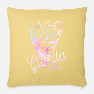 Garda Lakers Garda Lakers Lago Di Garda - Sofa pillow with filling 45cm x 45cm