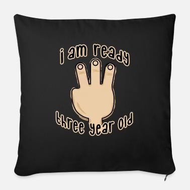 Production Year GP19B-THREE YEAR BABY PRODUCTS - for 3-year-olds - Sofa pillow with filling 45cm x 45cm