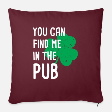 Pub Pub - Sofa pillow with filling 45cm x 45cm