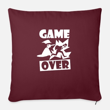 Game Bachelor party wedding newlyweds gift - Sofa pillow with filling 45cm x 45cm