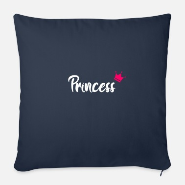 Princess Princess, princess - Sofa pillow with filling 45cm x 45cm