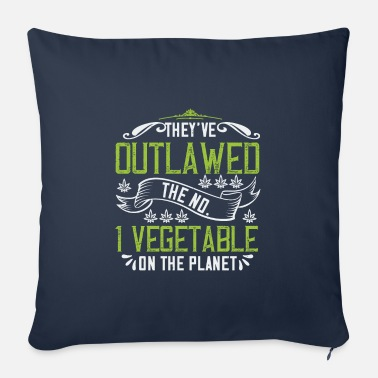 Canada They ve outlawed the No 1 vegetable on the planet - Sofa pillow with filling 45cm x 45cm