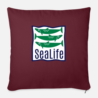 Sealife Sealife - Sofa pillow with filling 45cm x 45cm