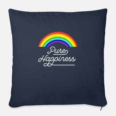 Happiness Pure happiness - Soffkudde med stoppning 44 x 44 cm