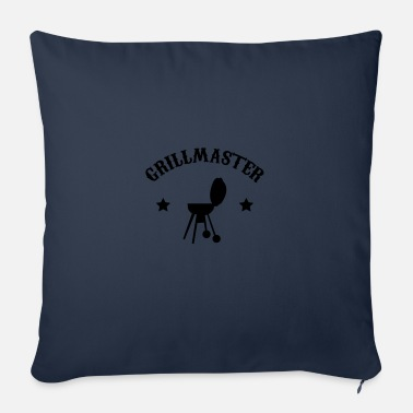 Grillmaster grillmaster - Sofa pillow with filling 45cm x 45cm