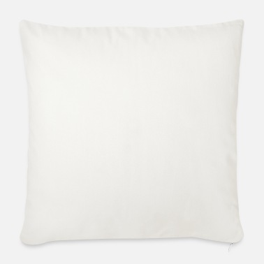 Quote Hilarious College Life is better after coffee - sarcastic, funny - Sofa pillow with filling 45cm x 45cm