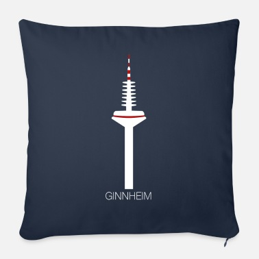 Ginnheim - Sofa pillow with filling 45cm x 45cm