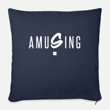 Amusing AMUSING - Sofa pillow with filling 45cm x 45cm