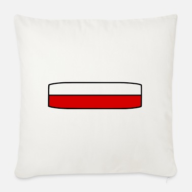 Polish POLAND - Sofa pillow with filling 45cm x 45cm