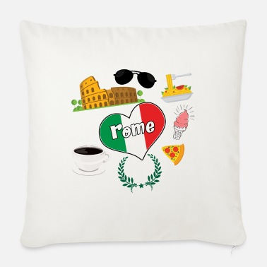 Rome I love Rome 2 - Sofa pillow with filling 45cm x 45cm